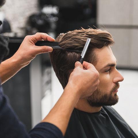 Zigzag Hair Salon Home
